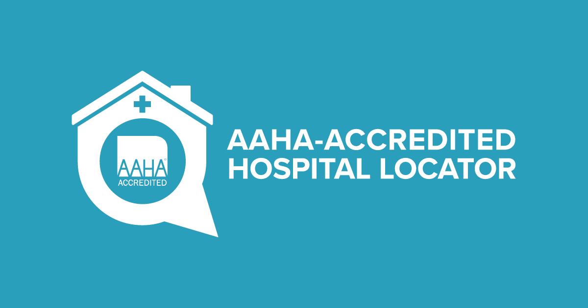 AAHA-accredited hospital locator